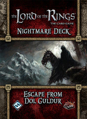 LOTR LCG Nightmare Deck: Escape from Dol Goldur