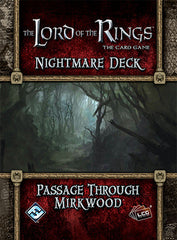 LOTR LCG Nightmare Deck: Passage Through Mirkwood