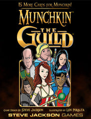 Munchkin: The Guild