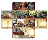 Pathfinder Adv CG: Character Mats Base Set 4ct *CLEARANCE*