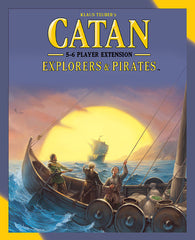 Catan 5th Ed.: Explorers & Pirates 5-6 Player Extension