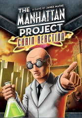 The Manhattan Project: Chain Reaction Card Game