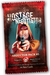 Hostage Negotiator: Abductor Pack #5