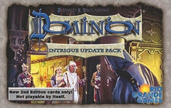Dominion Intrigue 2nd Edition Update Pack