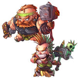 Arcadia Quest: Anvil & Valma