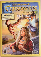 Carcassonne: The Princess & the Dragon - New Edition