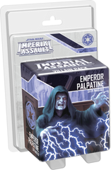 Imperial Assault – Emperor Palpatine Villain Pack
