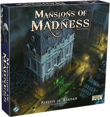 Mansions of Madness 2nd Ed: Streets of Arkham