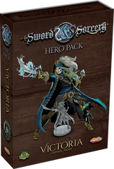 Sword & Sorcery - Hero Pack – Victoria the Captain/Pirate
