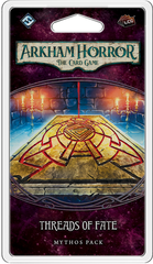 Arkham Horror LCG: Threads of Fate: Mythos Pack