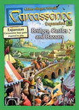 Carcassonne: Bridges, Castles and Bazaars