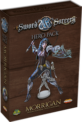 Sword & Sorcery: Hero Pack – Morrigan Demon Huntress/Witch Huntress
