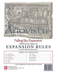 Falling Sky: The Gallic Revolt Against Caesar – Ariovistus