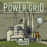 Power Grid: Power Plant Cards