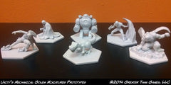 Sentinel Tactics Miniatures: Uprising *CLEARANCE