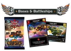 Star Realms: Crisis - Bases and Battleships