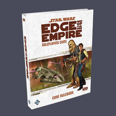 SW RPG Edge of the Empire Core Rulebook