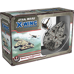 X-Wing: Heroes of the Resistance