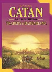 Catan 5th Ed.: Traders & Barbarians 5-6 Player