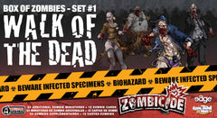 Zombicide: Walk of the Dead Set #1