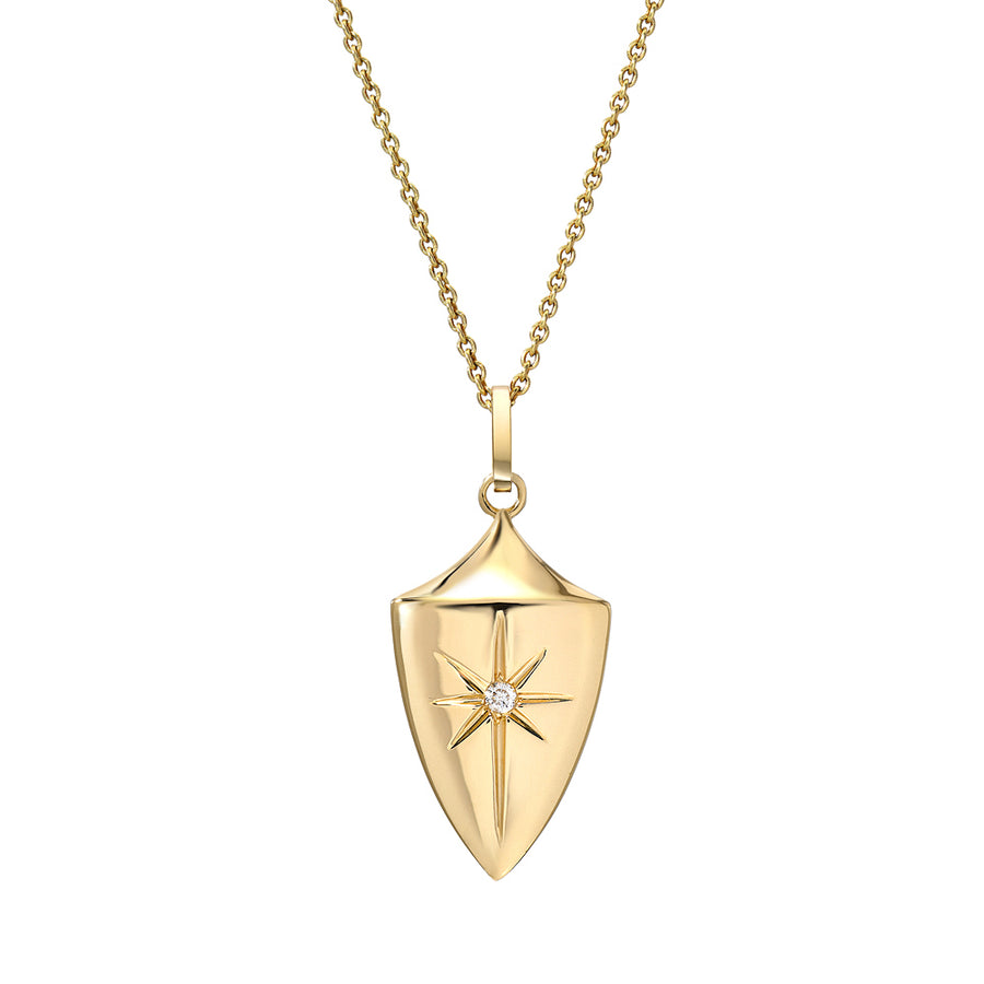 Shield Pendant