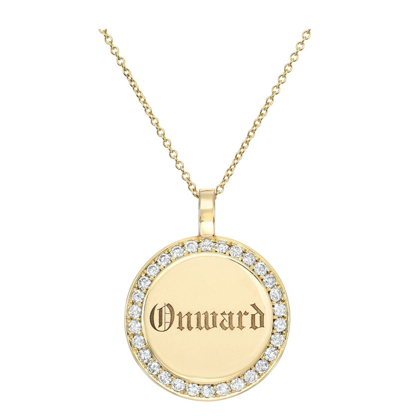 Onward/Upward Medallion