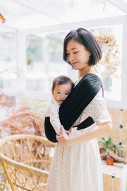 Konny Baby Carrier - Black Color