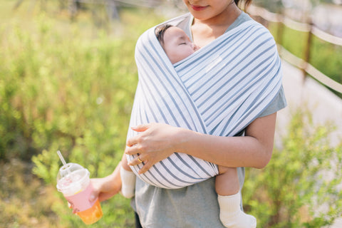 Konny Baby Carrier - Stripe Color