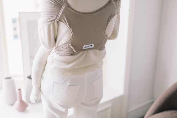Konny Baby Carrier - Beige Color