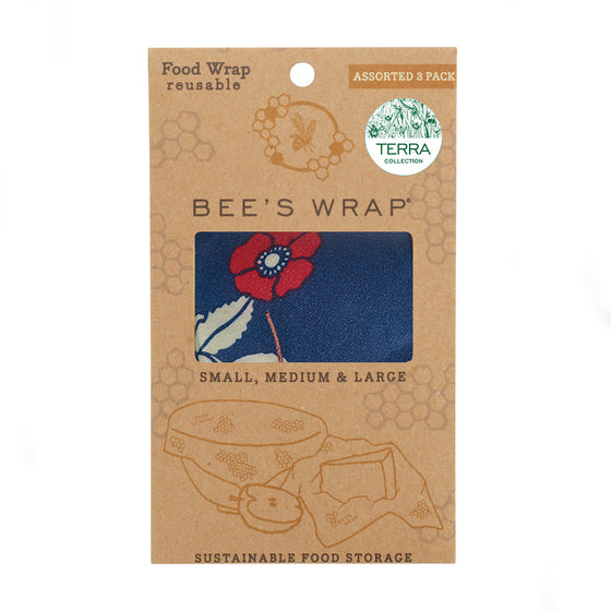 Bee's Wrap | Assorted (Set of 3) BOTANICAL