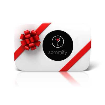 The Sommify Gift Card ($15, $25, $50, or $100)