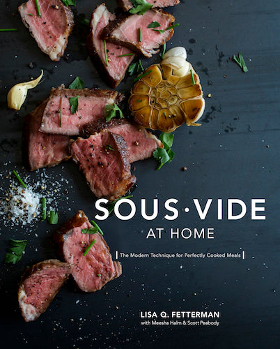 Sous Vide at Home book