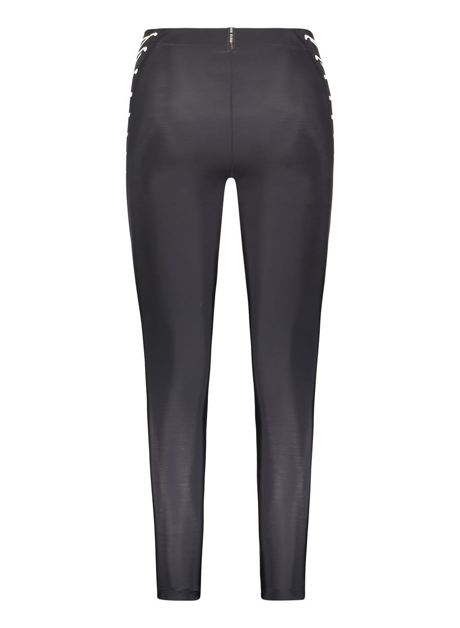 Side Lace-Up Legging