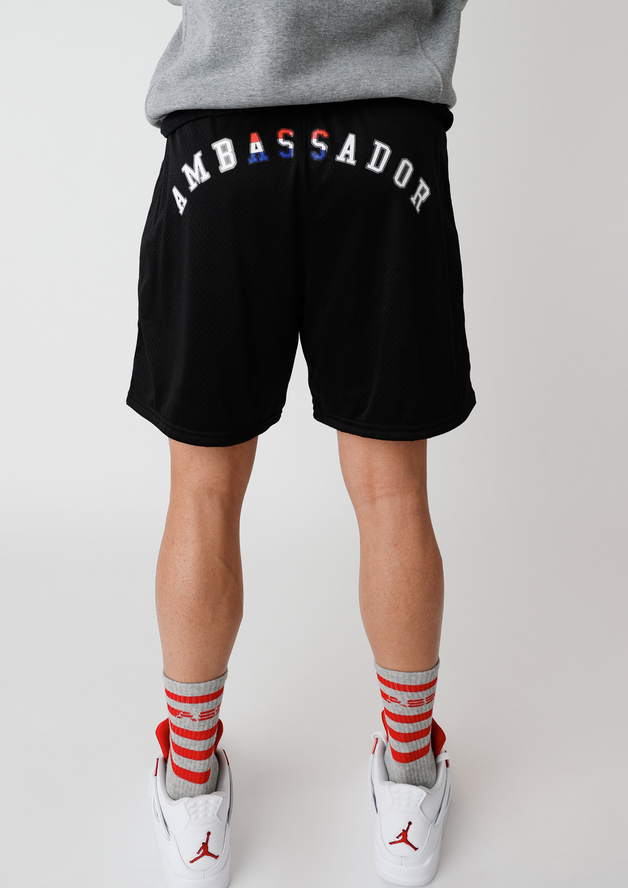 AmbASSador Basketball Short