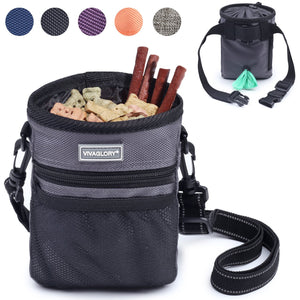 VIVAGLORY Dog Treat Bag