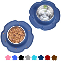 Load image into Gallery viewer, VIVAGLORY New Dog Bowls, 2 Pack, 30 oz each