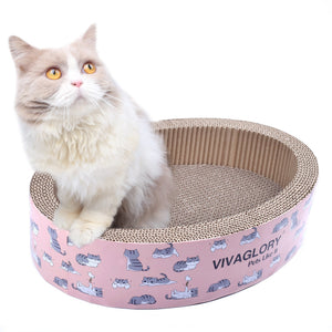 VIVAGLORY Cat Scratcher Lounge