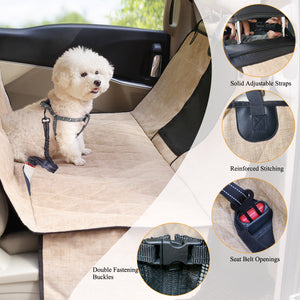 VIVAGLORY New Dog Seat Covers