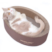 Load image into Gallery viewer, VIVAGLORY Cat Scratcher Lounge