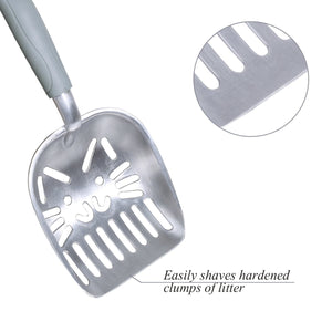 VIVAGLORY Cat Litter Scoop-Cat Shape