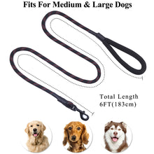 Load image into Gallery viewer, VIVAGLORY New Dog Leashes