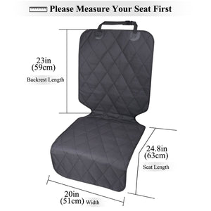VIVAGLORY Dog Car Seat Covers