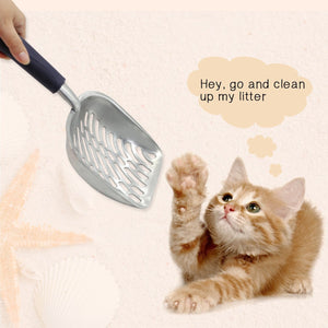 VIVAGLORY Cat Litter Scoop