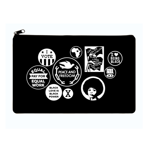 All Very Goods - Power Button Zip Pouch