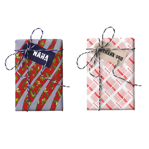 Nana-Thank You Gift Wrap