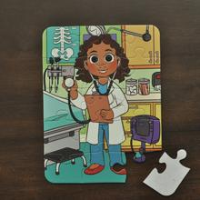 Girl Doctor Puzzle