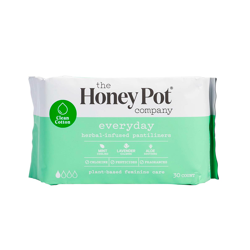 Honey Pot Herbal Infused Pantiliners