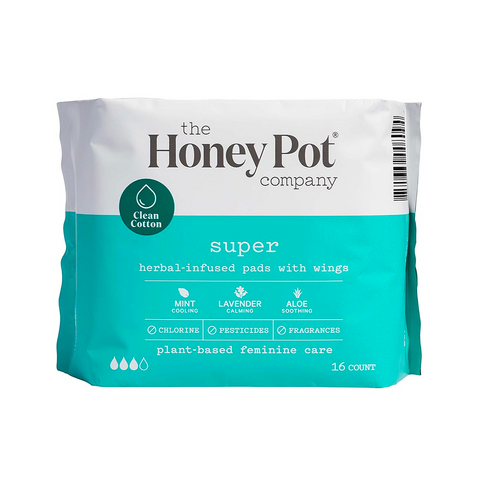The Honey Pot Duo Pack Tampons