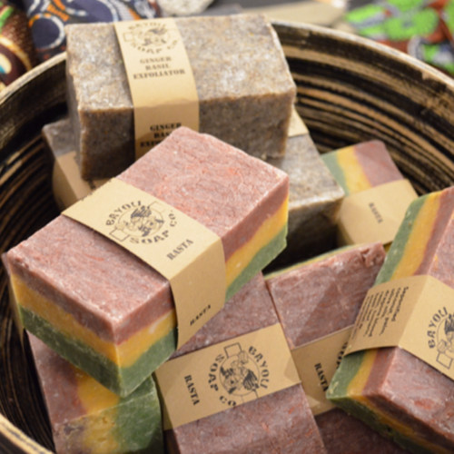 Scented Vegan Soap