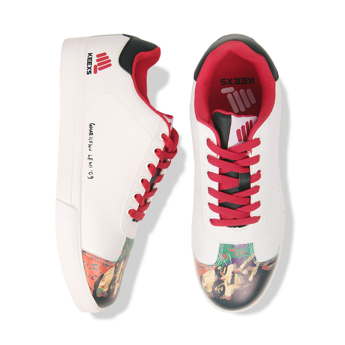 Ah-Free-Can (Fela Kuti) Sneakers